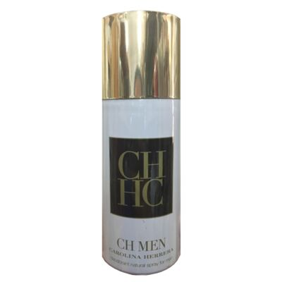 CH Men Desodorant Spray Carolina Herrera - Desodorante - 150ml