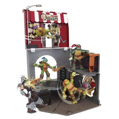 Imagem 2 do produto Tartarugas Ninja Playset Pop-up Alley  - BR155