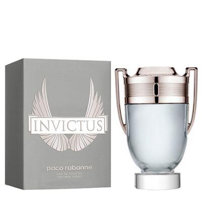 Imagem 1 do produto Invictus Paco Rabanne - Perfume Masculino - Eau de Toilette - 100ml