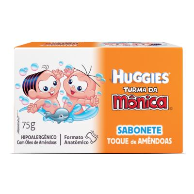 Imagem 3 do produto Shampoo Turma da Mônica Suave 200ml + Sabonete Turma da Mônica Huggies Hidratante 75g