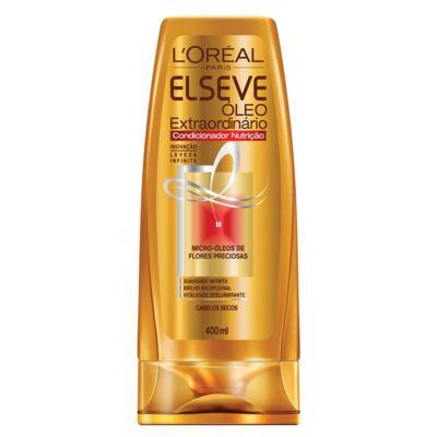 Imagem 3 do produto Kit Shampoo + Condicionador L'Oréal Paris Elseve Óleo Extraordinário Nutrição - Kit
