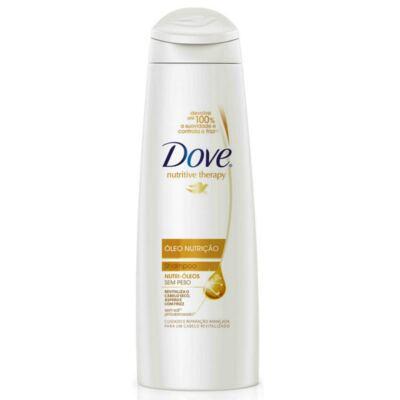 Imagem 2 do produto Kit Dove Óleo Nutrição Shampoo 400ml + Condicionador 400ml + Creme de Tratamento 350g