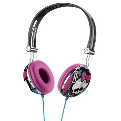 Fone de Ouvido Multilaser com Microfone Monster High P2 - PH100