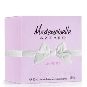 Mademoiselle L'Eau Très Belle Azzaro - Perfume Feminino Eau de Toilette - 50ml
