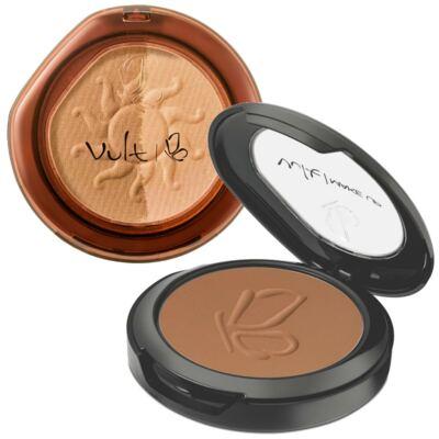 Imagem 1 do produto Kit Vult Pó Compacto Cor 06 9g + Pó Compacto Duo Soleil Cor 02 8g