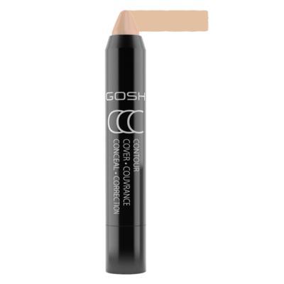 Imagem 1 do produto Contorno e Iluminador Facial Gosh Copenhagen - CCC Stick - Contour, Cover & Conceal - Medium
