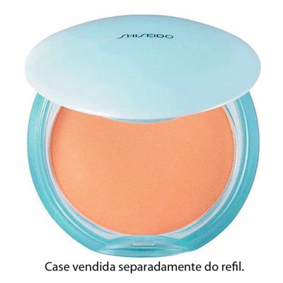 Matifying Compact Oil-Free Refil Shiseido - Pó Compacto - 30 - Natural Ivory