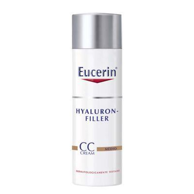 Imagem 1 do produto EUCERIN HYALURON FILLER CC CREAM MÉDIO BDF NIVEA