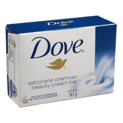 Imagem 2 do produto Kit 3 Sabonetes Dove Original Cremoso 90g + 3 Sabonetes Dove Men Care Comfort 90g