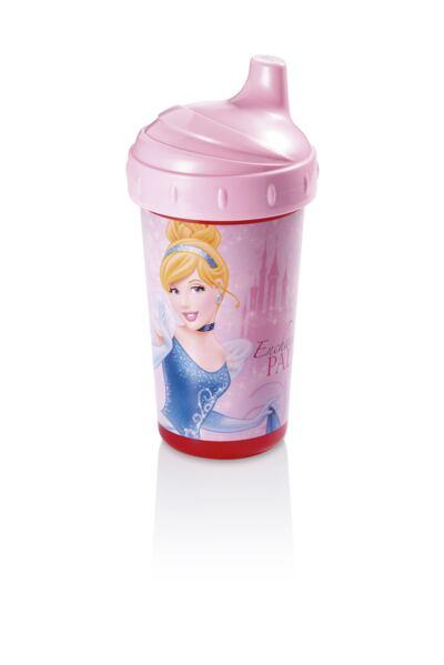 Imagem 1 do produto Copo com Bico Rígido Princesas Multikids Baby - BB081