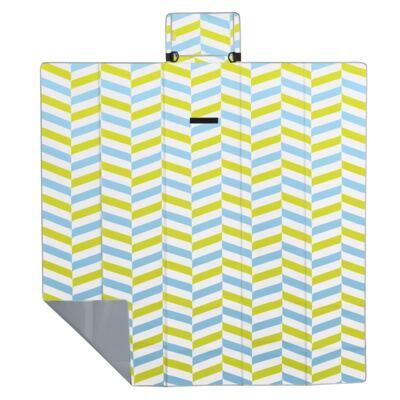 Imagem 2 do produto Tapete para picnic amarelo Multikids baby - BB284