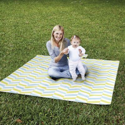 Imagem 3 do produto Tapete para picnic amarelo Multikids baby - BB284