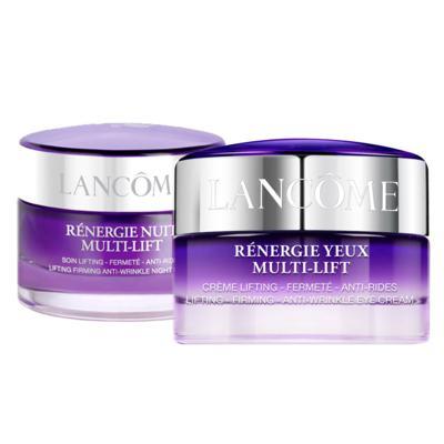 Imagem 2 do produto Lancôme Rénergie Yeux + Nuit - Tratamento Anti-Idade para Olhos + Tratamento Facial Anti-Idade Noturno - Kit