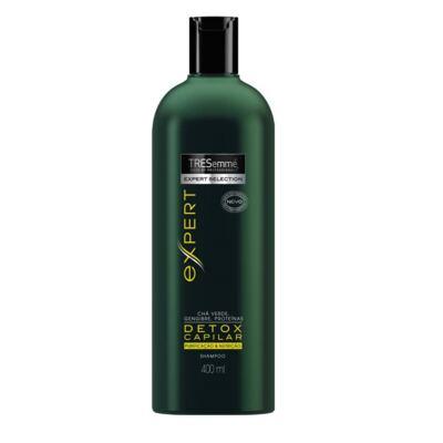 Imagem 2 do produto Kit Tresemmé Expert Detox Capilar Shampoo 400ml + Condicionador 400ml + Creme De Tratamento 400g + Creme De Pentear 300ml