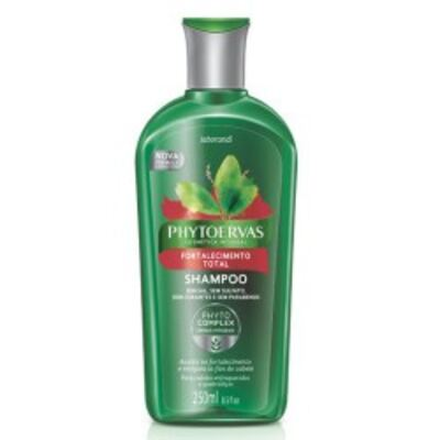 Phyto Shampoo Fortalecimento Total 250ml