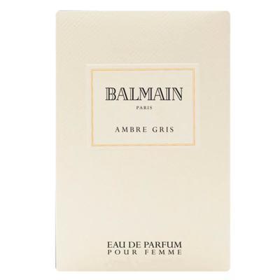 Imagem 3 do produto Ambre Gris Balmain Paris - Perfume Feminino - Eau de Parfum - 75ml