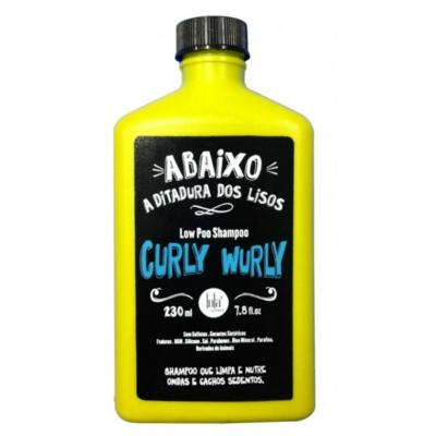 Shampoo Lola Curly Wurly Low Poo 250ml
