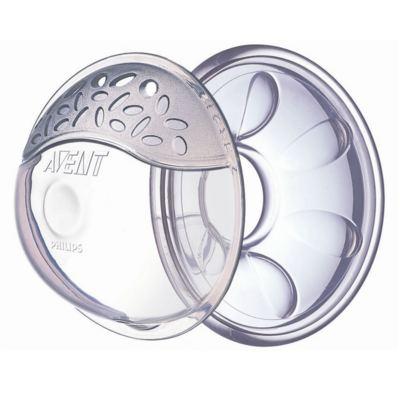Conchas Protetoras para Seios Phillips Avent 2 Unidades