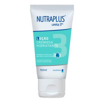 Imagem 1 do produto Nutraplus Uréia 3% - Creme Hidratante Corporal - 150ml