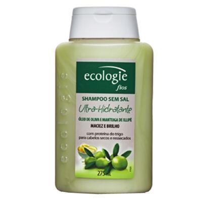 Imagem 1 do produto Ecologie Fios Ultra-Hidratante  - Shampoo Hidratante - 275ml