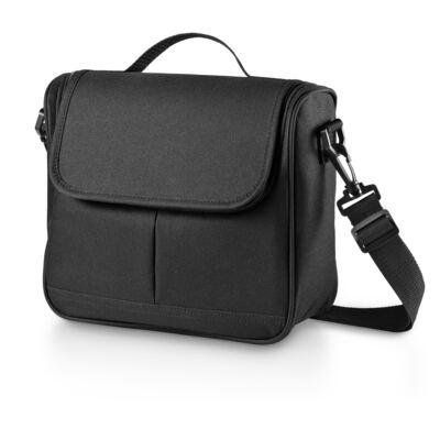 Imagem 1 do produto Bolsa Térmica Cooler Bag Preta Multikids Baby - BB027