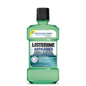 Antisséptico Bucal Listerine - Anticárie | 500ml