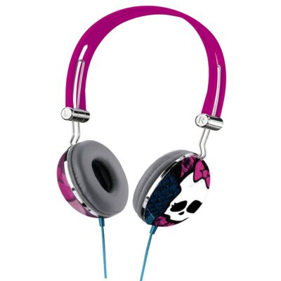 Fone de Ouvido Multilaser com Microfone Monster High P2 - PH099