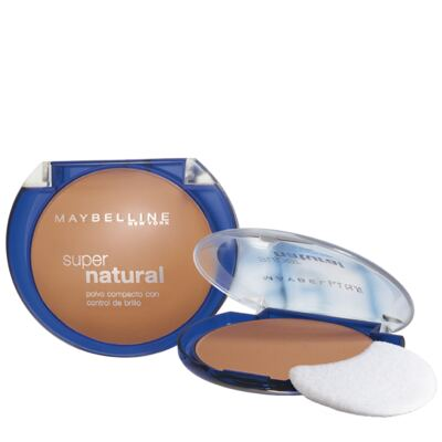 Super Natural Maybelline - Pó Compacto - 03 Natural