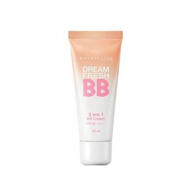 Imagem 1 do produto Dream Fresh BB Cream 30ml Maybelline - Base Facial - Médio