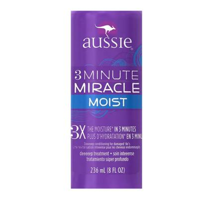Imagem 5 do produto Aussie 3 Minute Miracle Moist - Máscara de Hidratação Profunda - 236ml