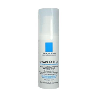 Effaclar M Uv La Roche Posay - Hidratante Facia - 40ml