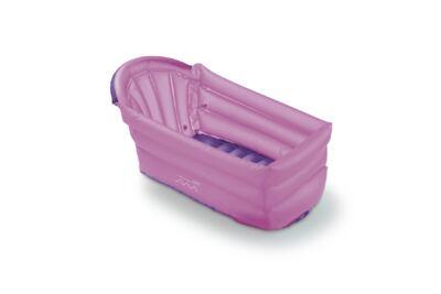 Imagem 1 do produto Banheira Inflável Bath Buddy Rosa Multikids Baby - BB206