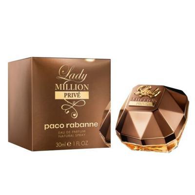 Imagem 2 do produto Lady Million Privé Paco Rabanne -  Feminino - Eau de Parfum - 80ml
