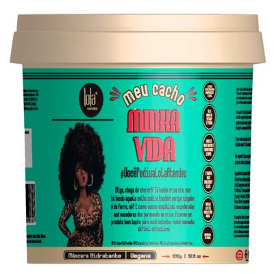 Imagem 5 do produto Lola Cosmetics Meu Cacho Minha Vida  Kit - Shampoo + Creme de Pentear + Máscara Hidratante - Kit