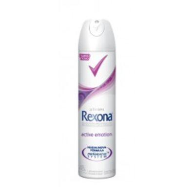 Desodorante Rexona Aerosol Active Emotion Feminino 105g