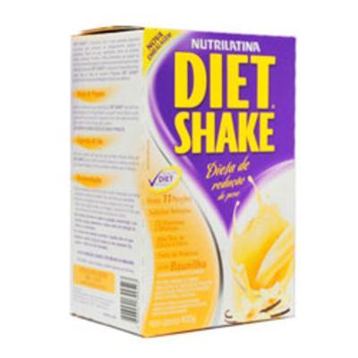 Imagem 1 do produto Diet Shake Nutrilatina Baunilha 400g
