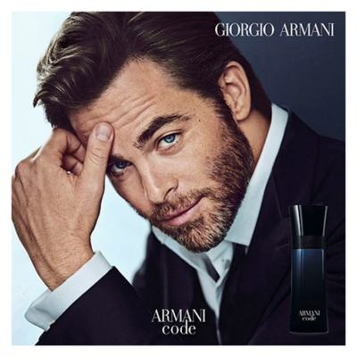 Imagem 2 do produto Armani Code Giorgio Armani - Desodorante Masculino - 150ml
