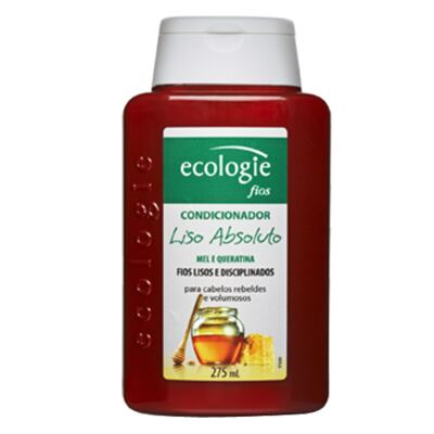 Imagem 1 do produto Ecologie Fios Liso Absoluto - Condicionador Disciplinador - 275ml