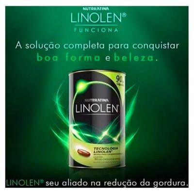 Imagem 2 do produto Linolen Nutrilatina - Redutor de Medidas - 240 Gel-Cáps