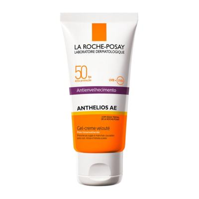 Imagem 1 do produto Protetor Solar Anti-idade La Roche-Posay Anthelios AE FPS 50 50ml