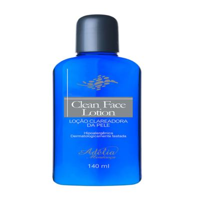 Clean Face Lotion 140ml - Loção Clareadora da Pele - 140ml