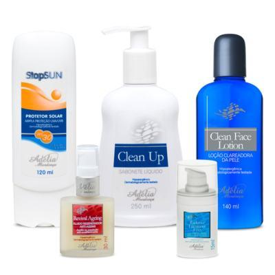 Imagem 1 do produto Kit Tratamento Rejuvenescimento Preventivo - 5 produtos