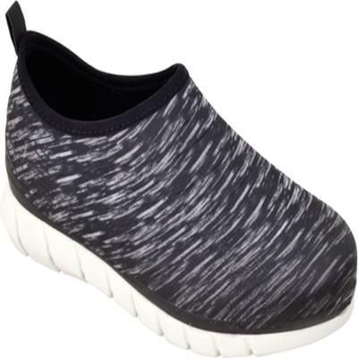 Sapato Profissional Oxy 2 Riscos Brancos Boa Onda - 36
