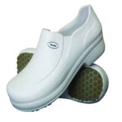 Sapato Profissional Babuch BB65 Branco Soft Works - 35