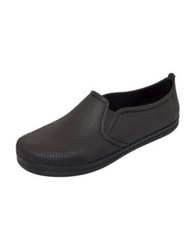 Imagem 1 do produto Sapato Masculino Náutico Preto Boa Onda - 38
