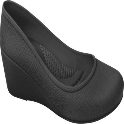 Sapato Profissional Feminino Caren Preto Boa Onda - 38