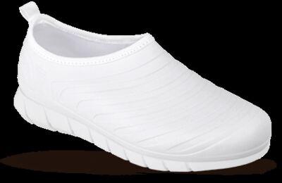 Imagem 1 do produto Sapato Profissional Oxy 2 Branco Boa Onda - 34