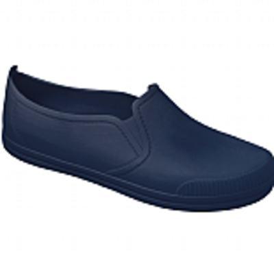 Sapato Masculino Náutico Azul Boa Onda - 38