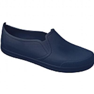 Sapato Masculino Náutico Azul Boa Onda - 39