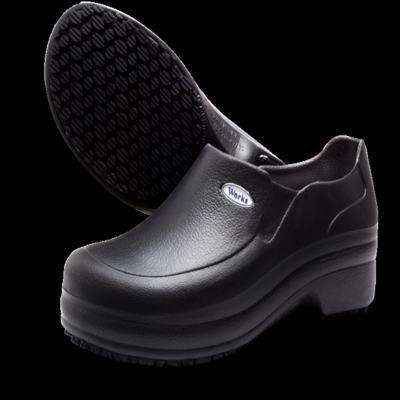Sapato Profissional Babuch BB65 Preto Soft Works - 37